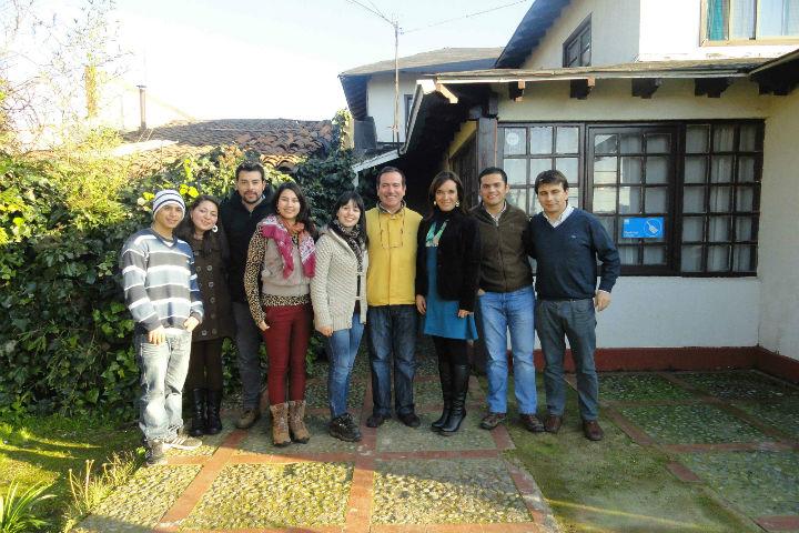 Centro Mohandas Gandhi muestra experiencia con jóvenes