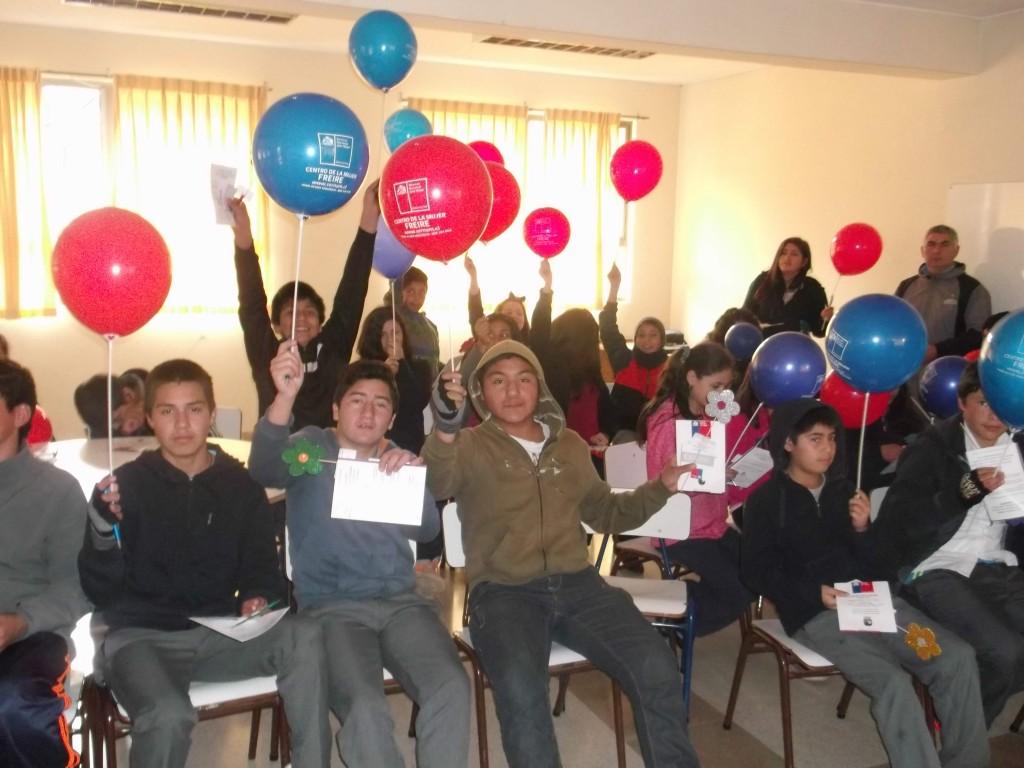Escuela Rural Coipue de Freire