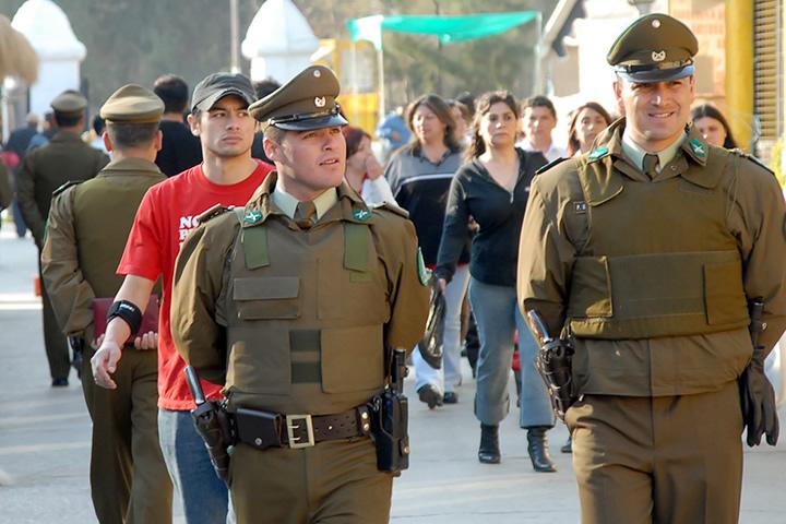 Senda capacita a prefecturas de Curicó, Linares y Talca