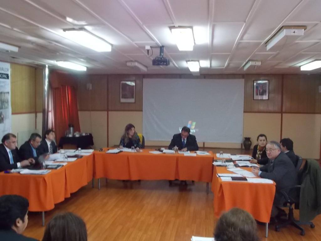 Concejo Municipal Lanco