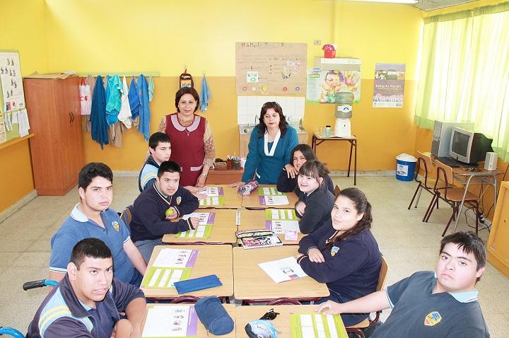 Adecuan programa de Senda para educación diferencial