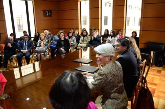Aduanas adopta programa Trabajar con Calidad de Vida