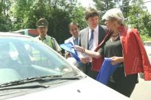 Transportes y Senda llaman a prevenir accidentes en fin de semana largo