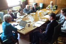 Chile y Suecia comparten experiencias en prevención y rehabilitación