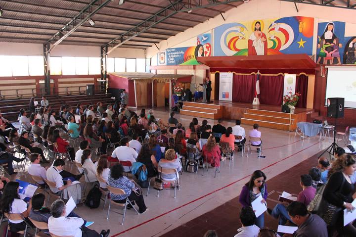 Numerosa asistencia en Diálogo Ciudadano con Senda