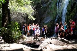 Senda premia a jóvenes con viaje a reserva nacional
