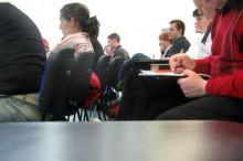 Numerosa audiencia espera seminario internacional de Senda