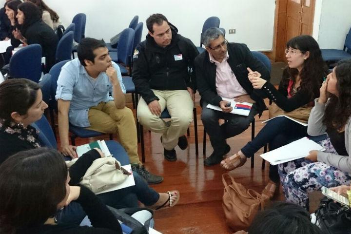 Senda e Injuv fomentan participación de los jóvenes