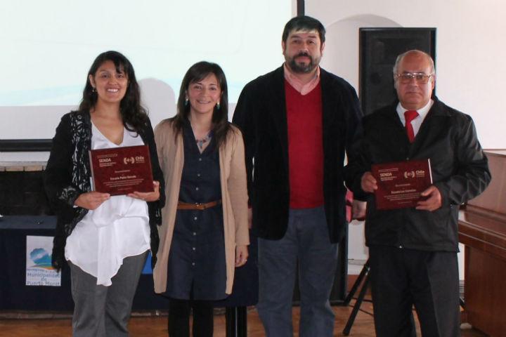 Escuelas Neruda y Las Camelias, aliadas al programa Chipe