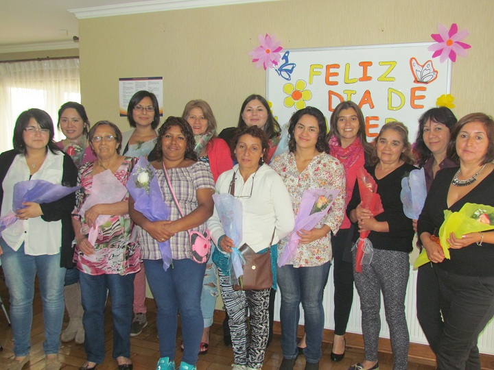 SENDA Araucanía celebra el Día de La Mujer con usuarias de comunidad terapéutica