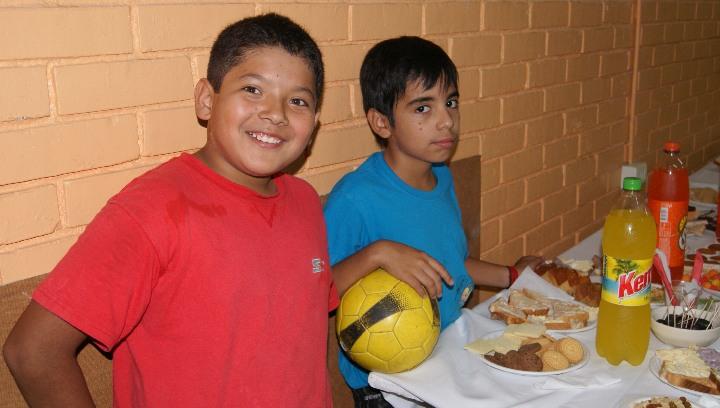 Estudiantes de Iquique aprenden a prevenir el consumo de drogas y alcohol