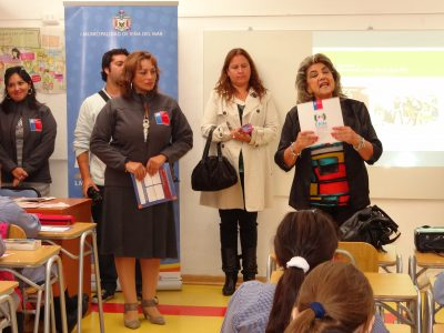 Fortalecen competencias preventivas de directores y orientadores de colegios