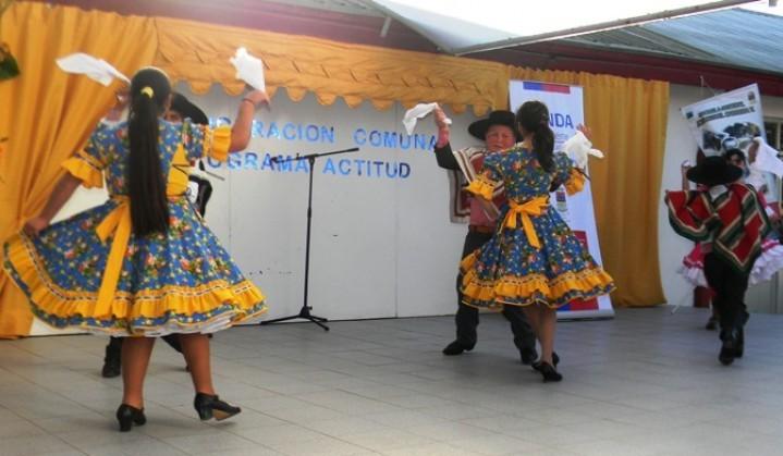 Organizan encuentro para colegios del programa Chile Previene en la Escuela