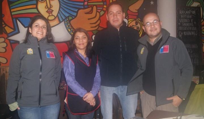 SENDA difundió oferta preventiva en feria académica de Valparaíso