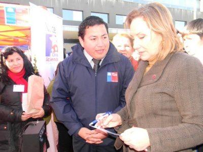 Puente Alto celebra segunda feria de seguridad ciudadana