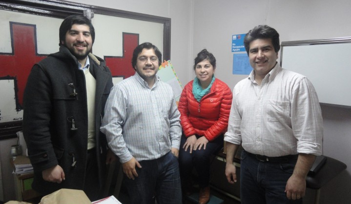 SENDA capacita en prácticas preventivas a comunidad de Saavedra