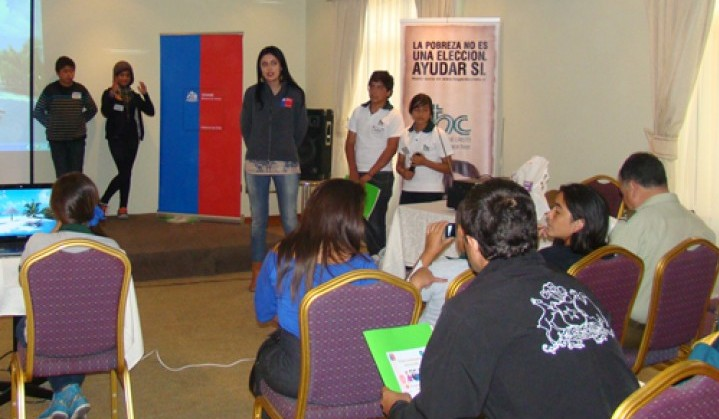 En Iquique capacitan a 100 alumnos en información sobre drogas