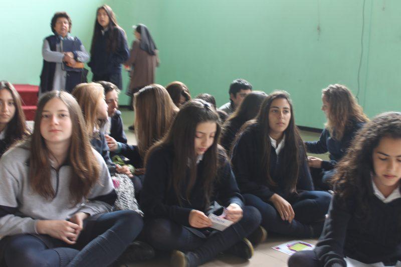 SENDA-Previene de Panguipulli premia a estudiantes de enseñanza básica