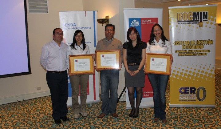 Ampliarán oferta preventiva entre empresas en Atacama