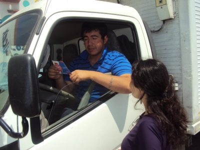 Capacitan a efectivos de la Armada de Magallanes como monitores en prevención del consumo de drogas