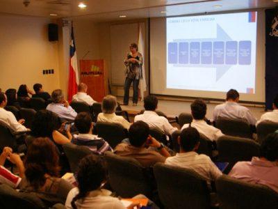 Más de 90 empresarios de la Araucanía participaron en seminario sobre drogas