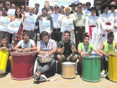 Más de 250 niños participan en la primera Ruta de la Prevención de Graneros