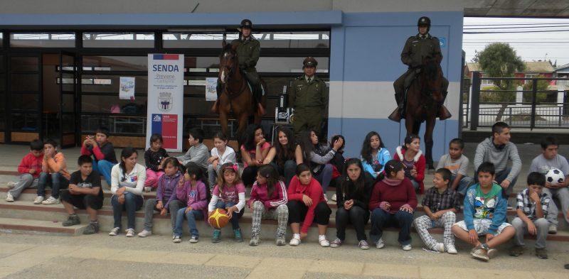 SENDA presenta oferta programática a mujeres del Fondo Esperanza de Vallenar