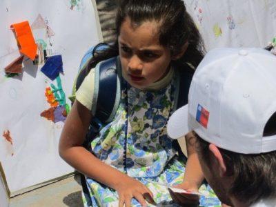 Con actividades recreativas partió campaña «Decide tu verano» en Talca