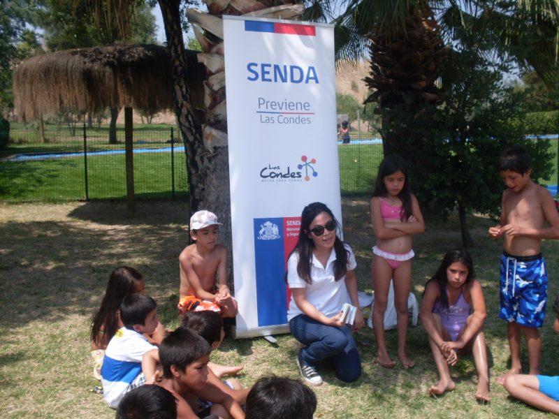 San Fernando: Más de 400 jóvenes deciden su verano a través del fútbol