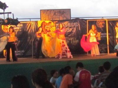 Fútbol playa y baile entretenido marcan campaña veraniega en Panguipulli