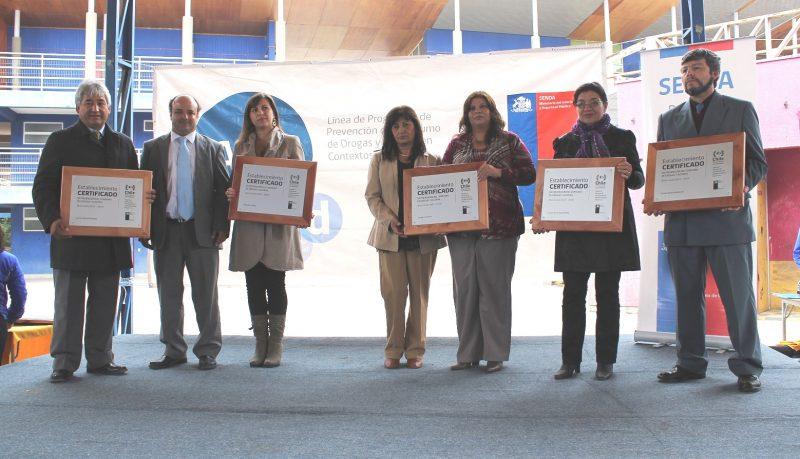 Masiva jornada recreativa organizó SENDA en Pozo Almonte