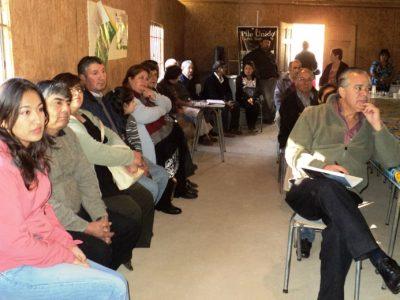SENDA lanza en Curicó la 5° versión de la Copa «Trabajar con Calidad de Vida»