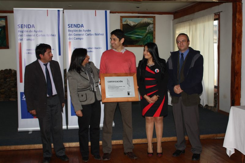 SENDA financia centro de tratamiento destinado a mujeres de Aysén