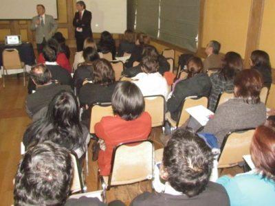SENDA de la Araucanía visita centro de rehabilitación femenina