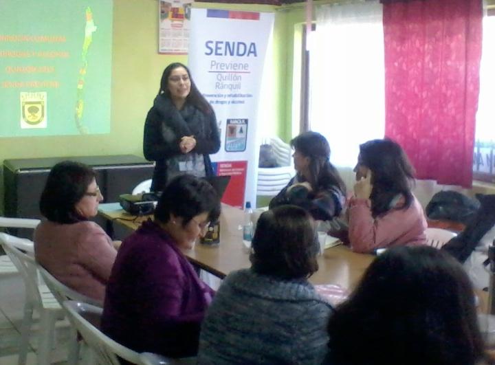 Invitan a entidades de La Araucanía a postular al programa Trabajar con Calidad de Vida