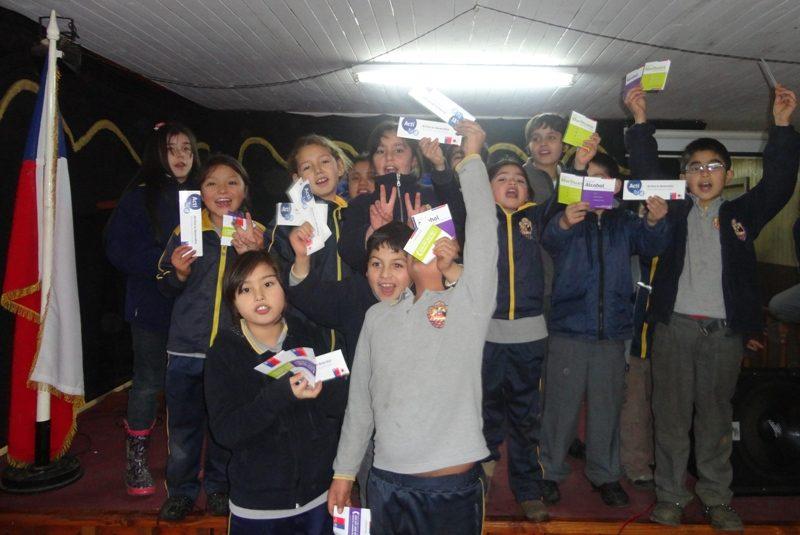 Escuelas de Talca fueron certificadas como establecimientos preventivos