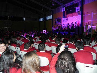 Comunidad de Los Lagos organiza Carnaval de Prevención del Uso y Abuso de Alcohol