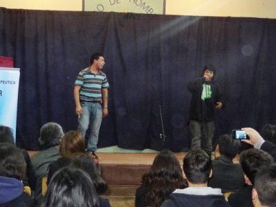 Informan a conductores iquiqueños sobre ley de Tolerancia Cero