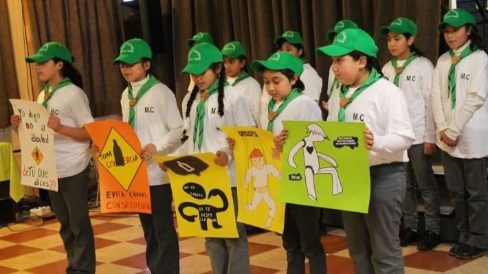 Invitan a escuelas de Los Ríos a participar de la certificación de establecimientos preventivos