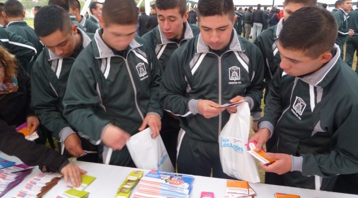 Cerca de 52 mil escolares de Tarapacá recibirán programa preventivo Actitud