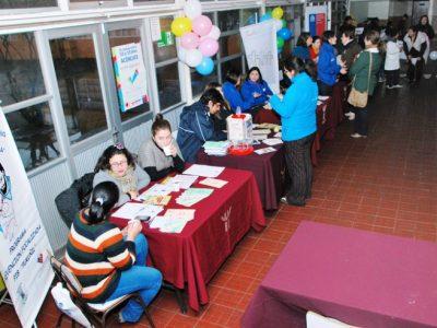 Escuela de Niñas de Cañete certifica su trabajo preventivo