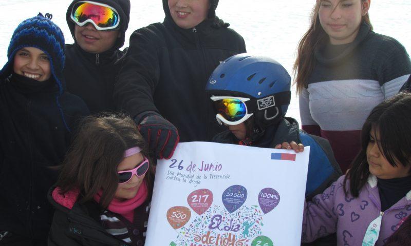 Presentan nuevo programa de prevención escolar en Arica