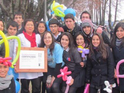 Los Álamos certifica su primera escuela preventiva