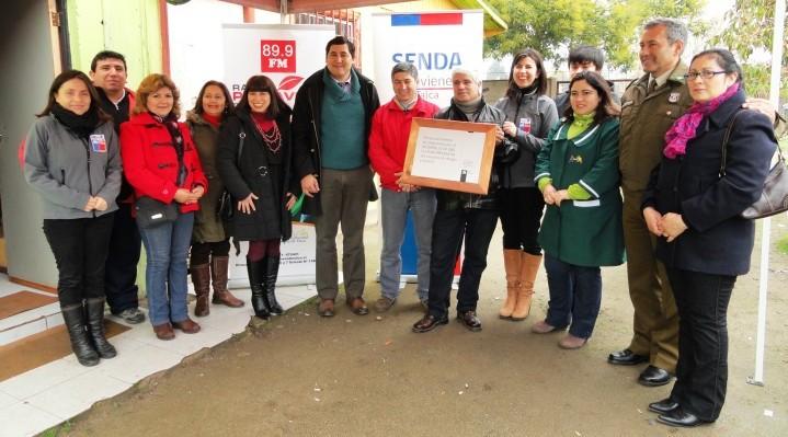 Textos escolares de SENDA llegarán al 100% de establecimientos de Diego de Almagro