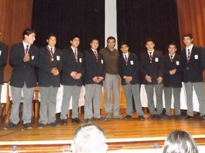 SENDA-Previene de Puchuncaví realiza taller con escolares