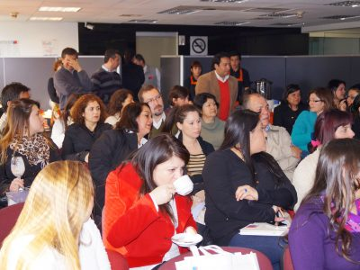 Con talleres preventivos alumnos celebraron su día en Calbuco