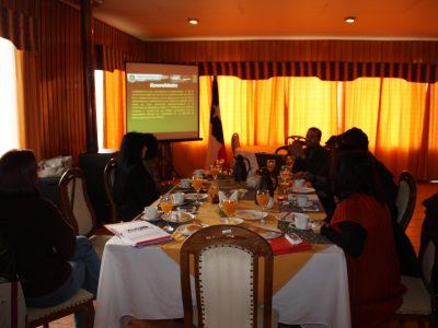 Alcotest educativo debuta en plaza ciudadana de Padre Las Casas