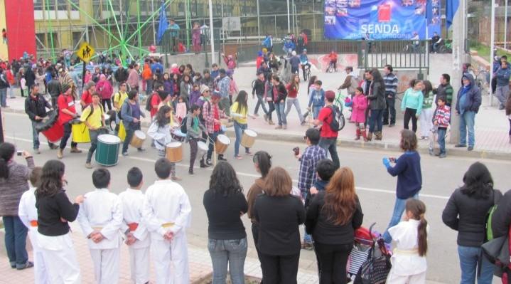 33 colegios de Atacama inician proceso de certificación preventiva