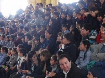 Certifican a escuela de Valdivia como establecimiento educacional preventivo
