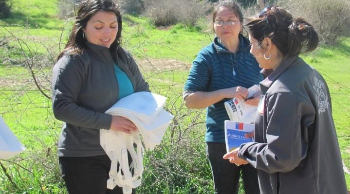 Párvulos y escolares de Salamanca se integran a actividades preventivas